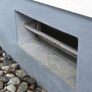 Barre torsadée en acier