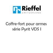 Coffre armes PYRIT