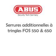 ABUS FOS 550 & 650