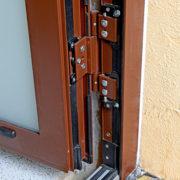 Porte-vitrée Aluprof