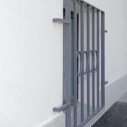 Grilles de défense fenêtres
