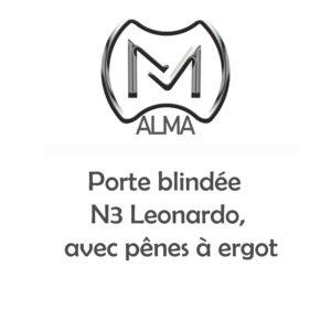 Alma porte blindée N3